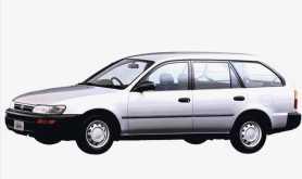 Кашира Corolla 2000