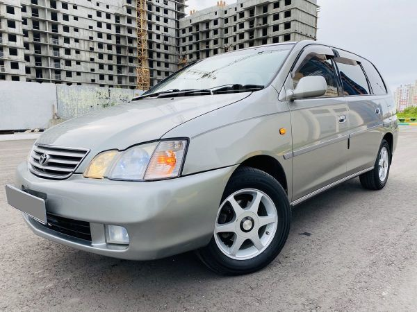 Toyota Gaia, 1999 год, 298 000 руб.