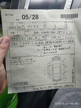 Барнаул Toyota Prius 2014