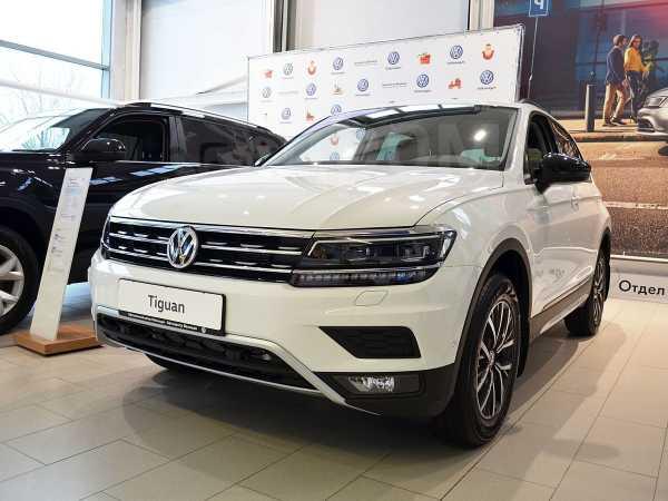 Volkswagen Tiguan, 2020 год, 2 424 900 руб.