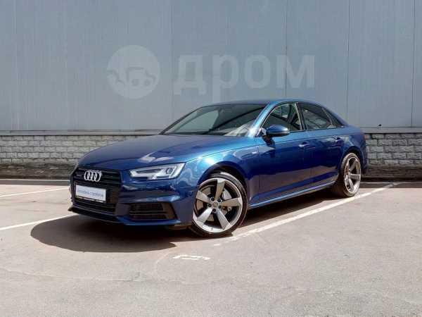 Audi A4, 2016 год, 1 949 000 руб.