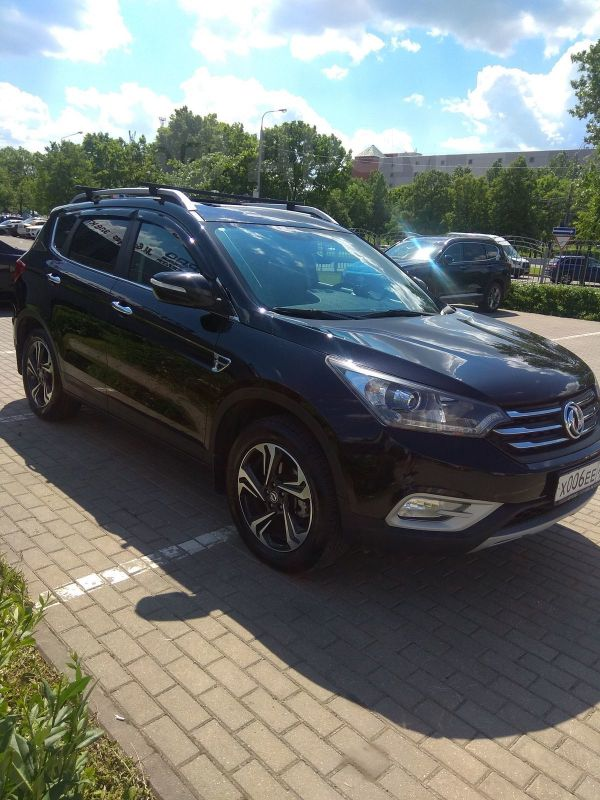 Dongfeng AX7, 2018 год, 815 000 руб.