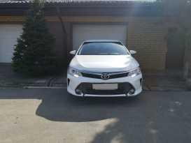 Иркутск Toyota Camry 2014