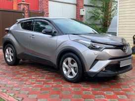 Новокузнецк Toyota C-HR 2018