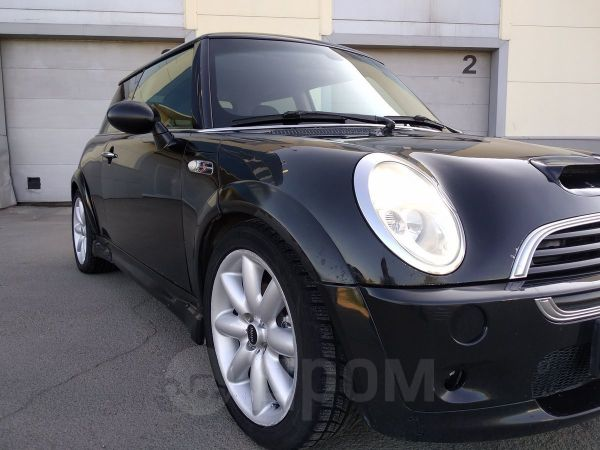 Mini Coupe, 2004 год, 375 000 руб.
