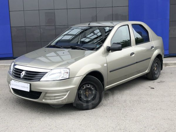 Renault Logan, 2010 год, 329 000 руб.