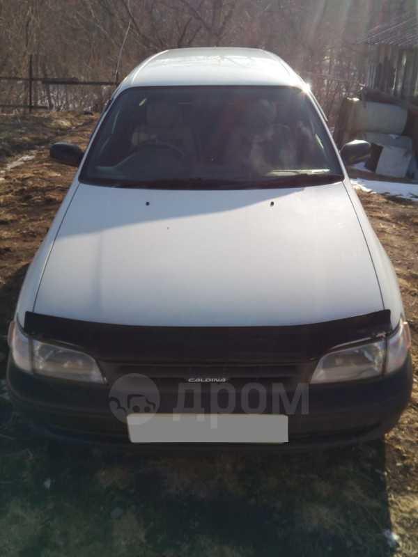 Toyota Caldina, 1998 год, 60 000 руб.