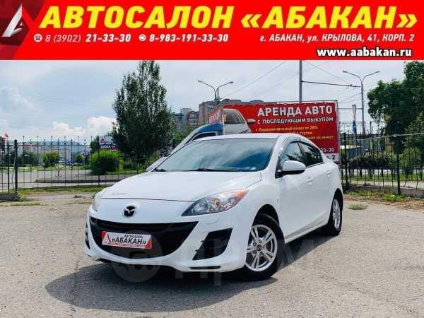 Mazda Mazda3, 2010 год, 519 000 руб.