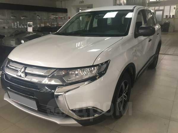 Mitsubishi Outlander, 2017 год, 1 350 000 руб.