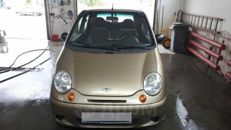 Daewoo Matiz, 2006 год, 108 000 руб.