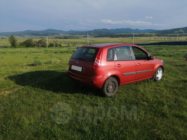 Ford Fiesta, 2008 год, 250 000 руб.
