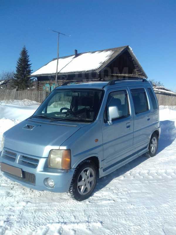 Suzuki Wagon R Wide, 1999 год, 130 000 руб.