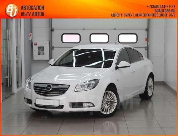 Opel Insignia, 2012 год, 600 000 руб.