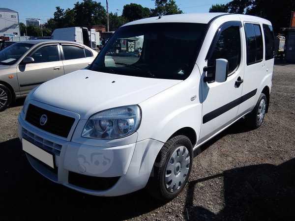 Fiat Doblo, 2010 год, 395 000 руб.