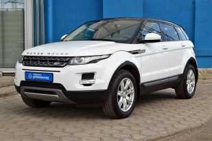 Ярославль Range Rover Evoque