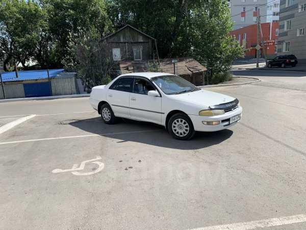 Toyota Carina, 1996 год, 132 000 руб.
