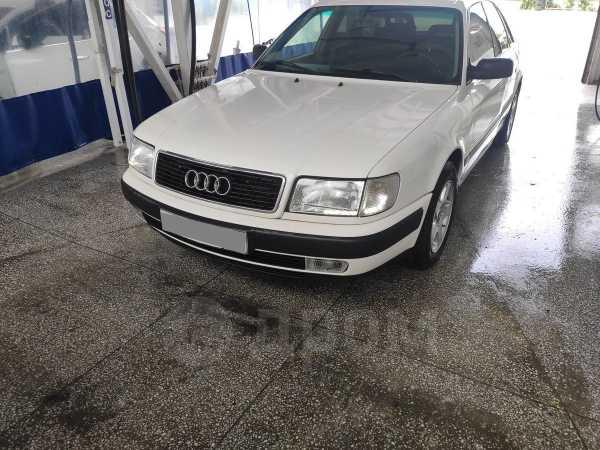 Audi 100, 1991 год, 185 000 руб.