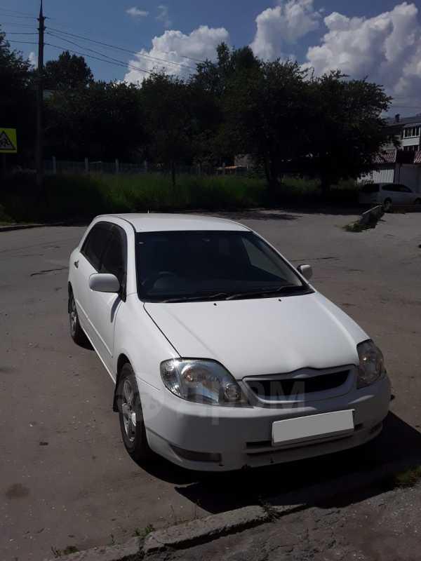 Toyota Allex, 2002 год, 365 000 руб.