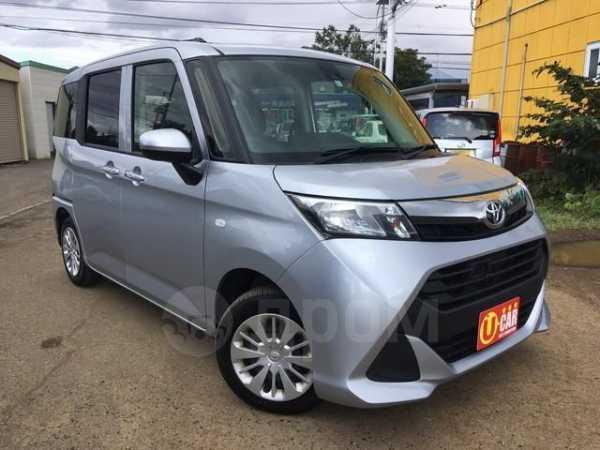 Toyota Tank, 2017 год, 625 000 руб.