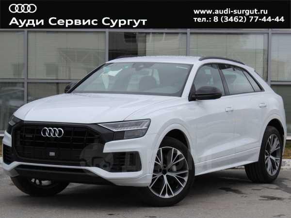 Audi Q8, 2019 год, 6 830 000 руб.