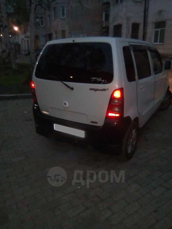 Suzuki Wagon R Plus, 2000 год, 160 000 руб.