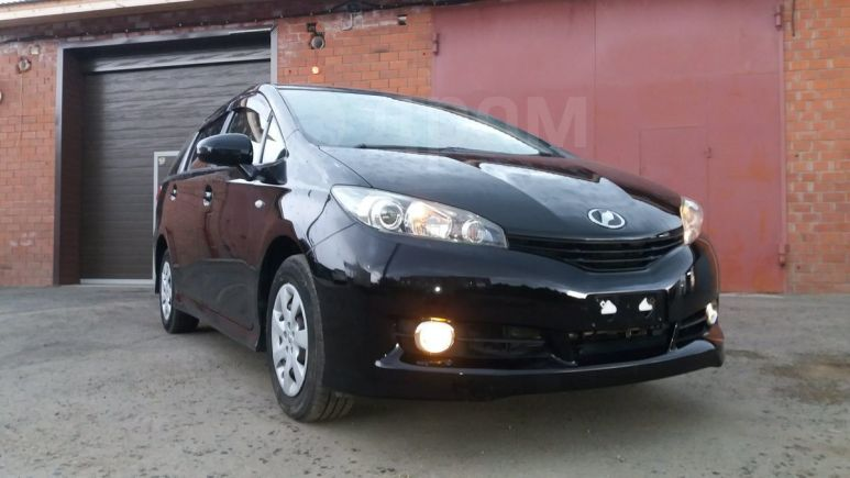 Toyota Wish, 2010 год, 845 000 руб.