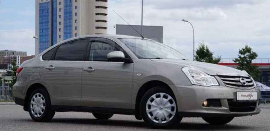 Nissan Almera, 2017 год, 475 000 руб.