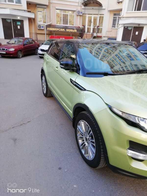 Land Rover Range Rover Evoque, 2012 год, 1 350 000 руб.