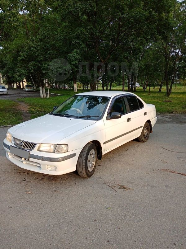Nissan Sunny, 2001 год, 80 000 руб.