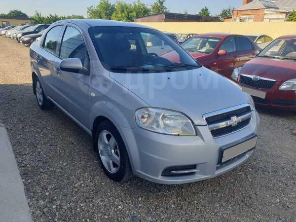 Chevrolet Aveo, 2009 год, 288 000 руб.