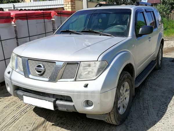 Nissan Pathfinder, 2006 год, 530 000 руб.