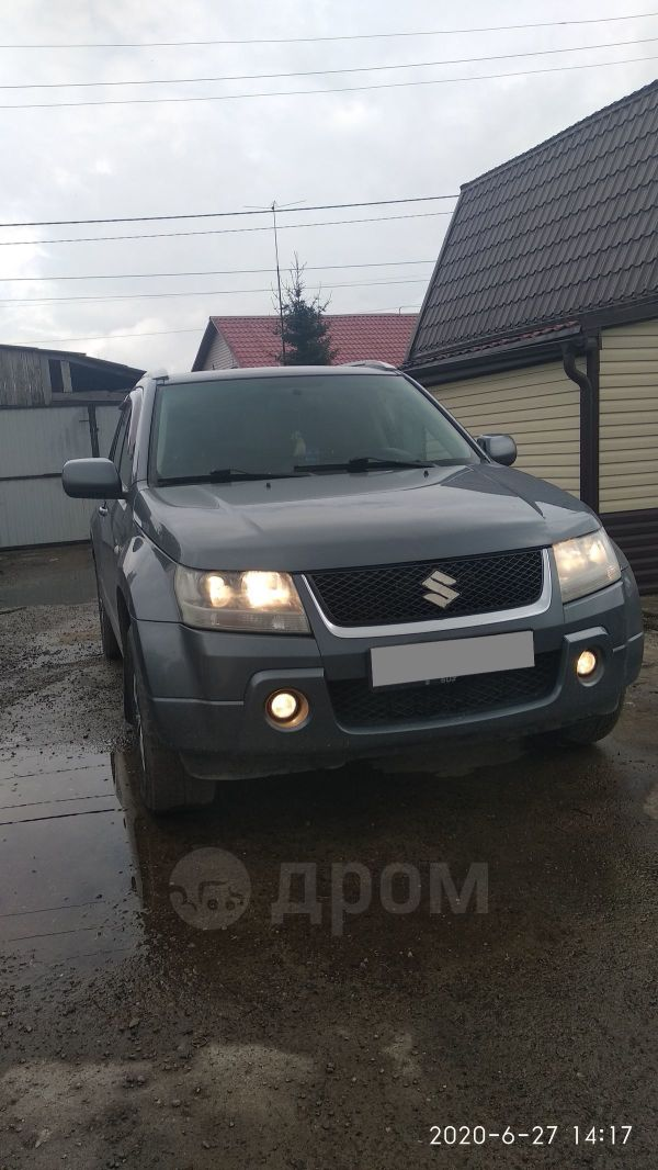 Suzuki Grand Vitara, 2008 год, 565 000 руб.