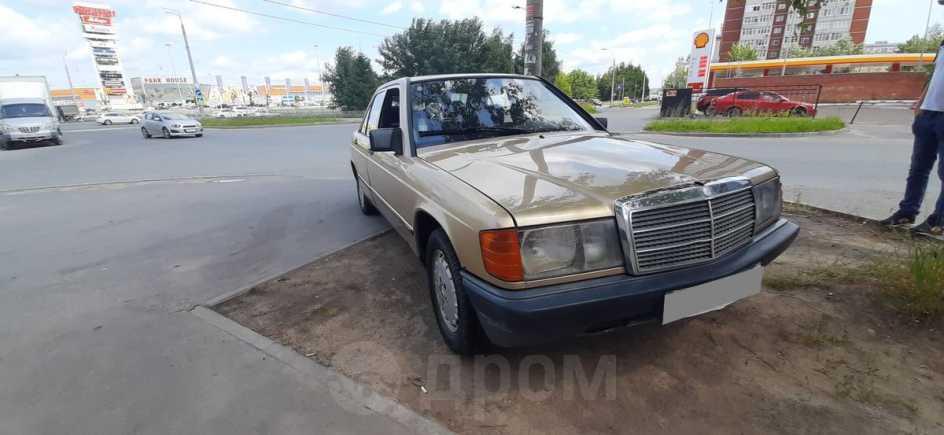 Mercedes-Benz 190, 1984 год, 105 000 руб.
