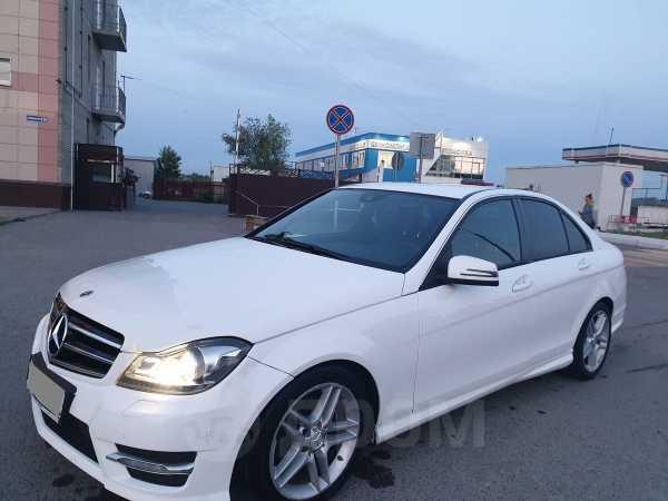 Mercedes-Benz C-Class, 2013 год, 750 000 руб.