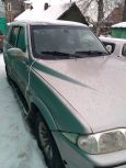 SsangYong Musso Sports, 2006 год, 350 000 руб.