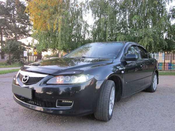 Mazda Mazda6, 2006 год, 250 000 руб.