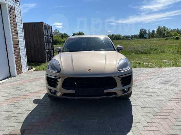 Porsche Macan, 2015 год, 1 600 000 руб.