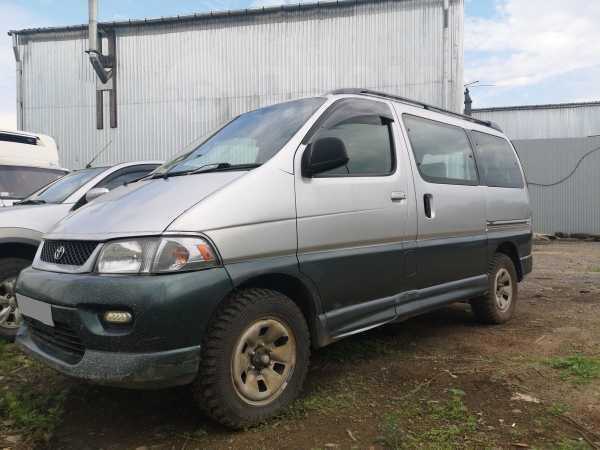 Toyota Hiace Regius, 1997 год, 320 000 руб.