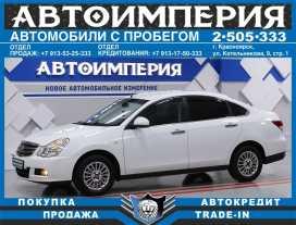 Красноярск Nissan Almera 2016