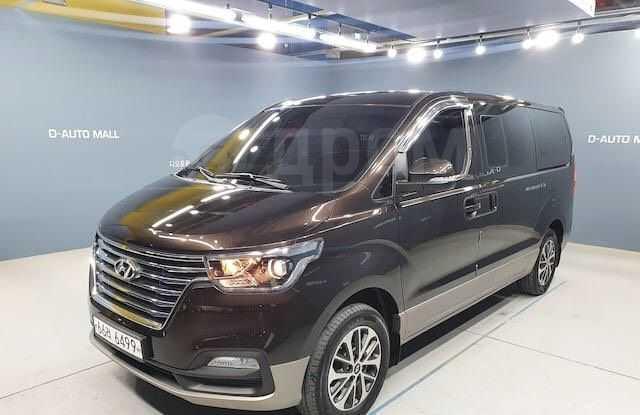 Hyundai Grand Starex, 2019 год, 2 650 000 руб.
