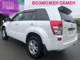 Владивосток Suzuki Escudo 2015