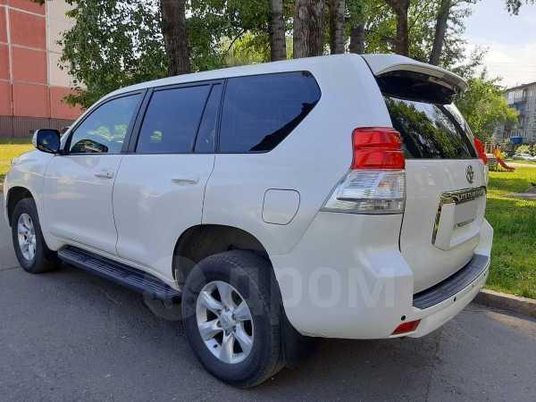 Toyota Land Cruiser Prado, 2011 год, 1 460 000 руб.