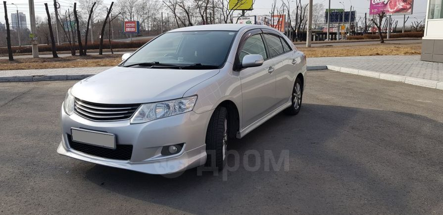 Toyota Allion, 2007 год, 600 000 руб.