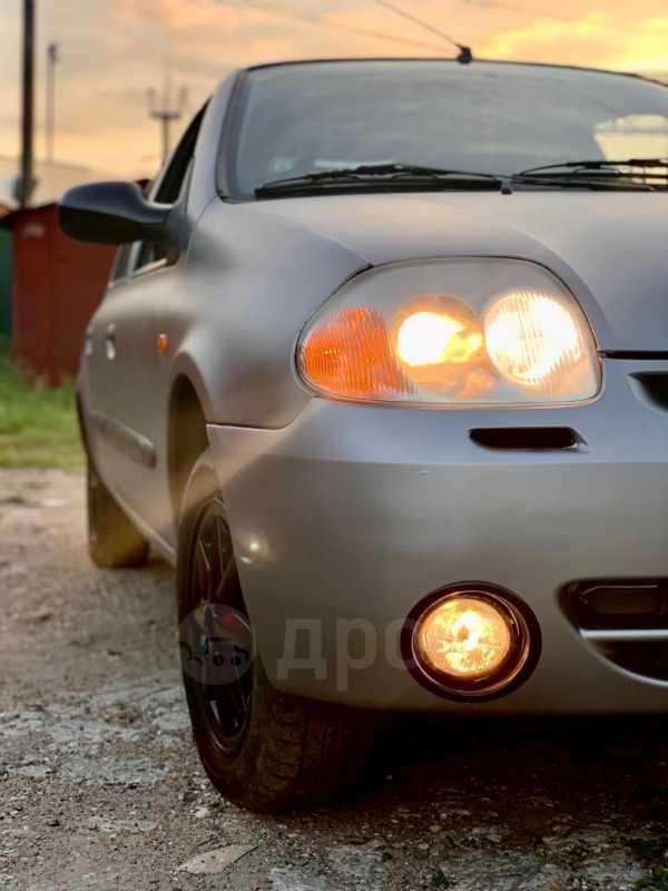 Renault Clio, 2001 год, 95 000 руб.