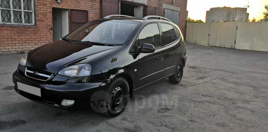 Chevrolet Rezzo, 2008 год, 230 000 руб.