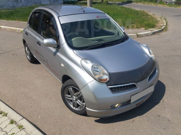 Nissan March, 2008 год, 330 000 руб.