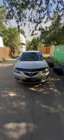 Кызыл Mazda3 2008
