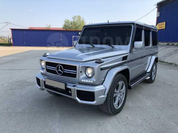 Mercedes-Benz G-Class, 2001 год, 1 560 000 руб.
