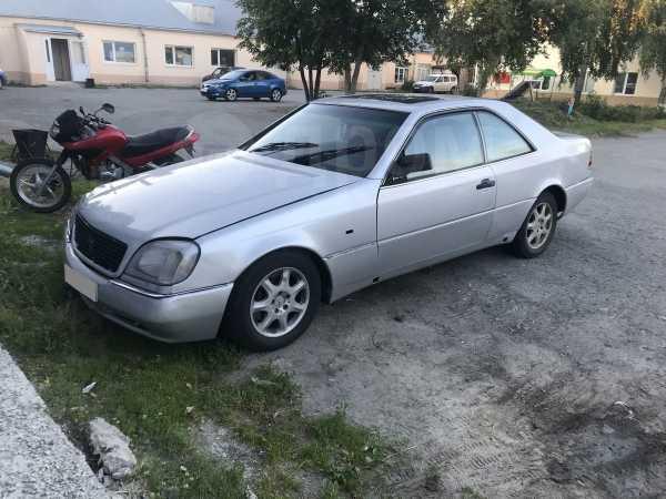 Mercedes-Benz CL-Class, 1997 год, 280 000 руб.