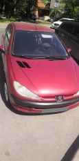 Peugeot 206, 2003 год, 110 000 руб.